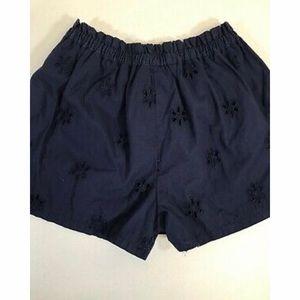 🎁Nautica size 7 navy blue shorts